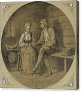 Adolph  Acrylic Print