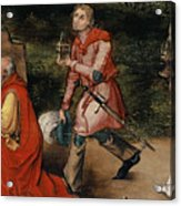 Adoration Of The Magi By Durer Acrylic Print