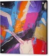 Adrenaline Rush Acrylic Print