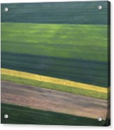 Aerial Abstract Acrylic Print