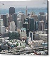 Aerial San Francisco Acrylic Print