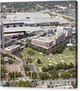 Aerial View Of Atlanta Georgia Acrylic Print