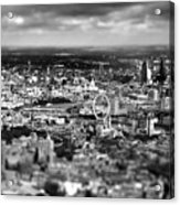 Aerial View Of London 6 Acrylic Print