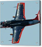 Aero L 29 Dolphin Acrylic Print