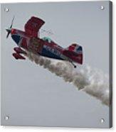 Aerobatics Acrylic Print