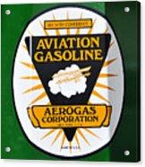 Aerogas Green Pump Acrylic Print