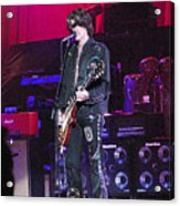 Aerosmith-joe Perry-00022 Acrylic Print
