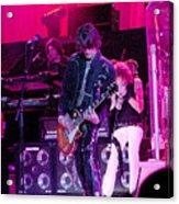 Aerosmith- Joe Perry-00027 Acrylic Print