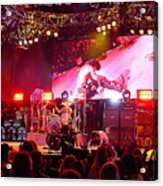 Aerosmith-joe Perry-00155 Acrylic Print