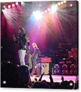 Aerosmith-steven Tyler-00082 Acrylic Print