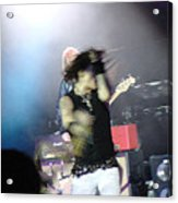 Aerosmith-steven Tyler-00188 Acrylic Print