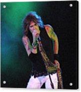 Aerosmith - Steven Tyler -dsc00138 Acrylic Print