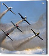 Aerostars Acrylic Print