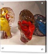 Aesthetic Progression View 1 Acrylic Print