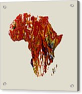 Africa 1b Acrylic Print