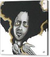 Africa On My Mind Acrylic Print