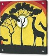 Africa#1 Acrylic Print