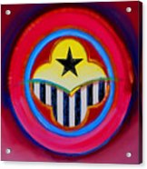 African American Acrylic Print