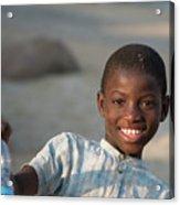 Africa's Children Acrylic Print
