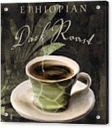 Afrikan Coffees Iv Acrylic Print