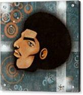 Afrocentriverse Acrylic Print