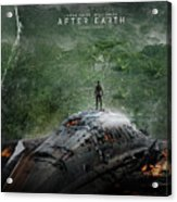 After Earth Movie 2013 Acrylic Print