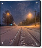 After Hours Acrylic Print