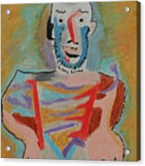 After Picasso Acrylic Print