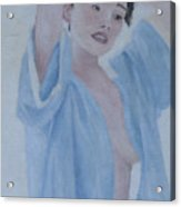 After Shower Acrylic Print