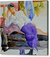 After Work Acrylic Print