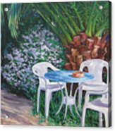 Afternoon Break Acrylic Print