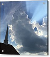 Afternoon Reminder Acrylic Print