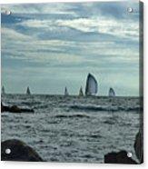 Afternoon Sail Acrylic Print
