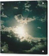 Afternoon Sun Oklahoma  Acrylic Print