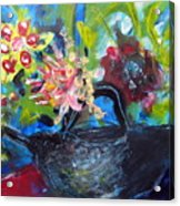Afternoon Tea Two Acrylic Print