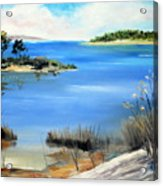 Afternoon Water Acrylic Print