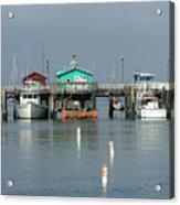 Again In Monterey Acrylic Print