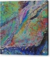 Agate Inspiration - 21b Acrylic Print