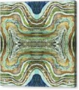 Agate Inspiration - 24a Acrylic Print
