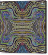 Agate Inspiration - 24c  Acrylic Print
