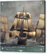 Age Of Sail Acrylic Print