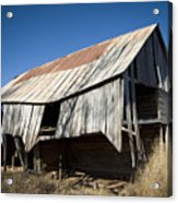 Aged But Not Forgotten Acrylic Print