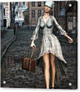 Ageless Fashion Acrylic Print