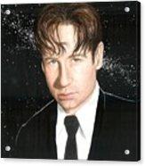 Agent Mulder Acrylic Print