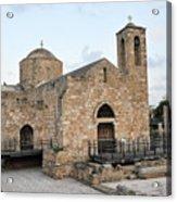 Agia Kyriaki, Paphos, Cyprus Acrylic Print