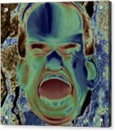 Agony And Misery Acrylic Print