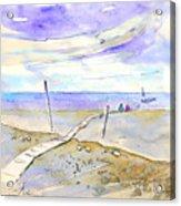 Agua Amarga 03 Acrylic Print
