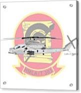 Ah-1z Viper Acrylic Print