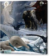 Ahasuerus At The End Of The World Acrylic Print