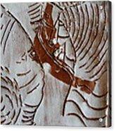 Ahead - Tile Acrylic Print